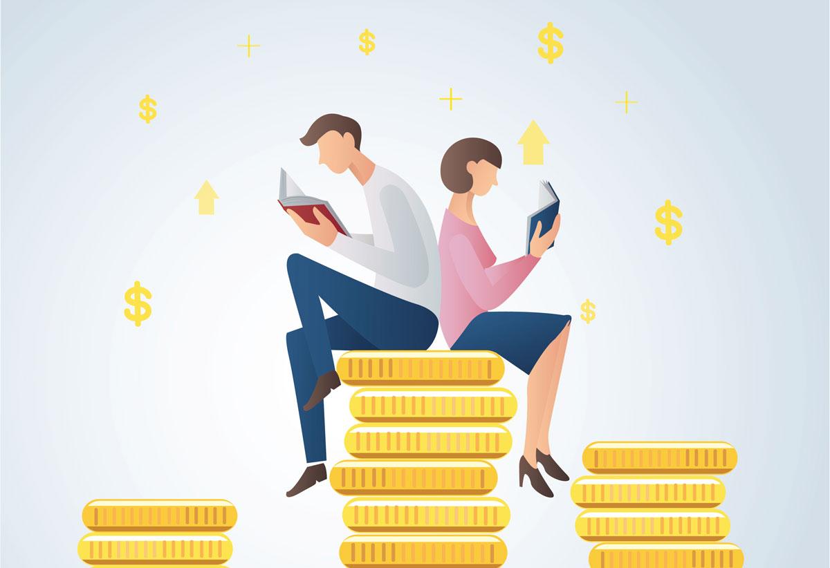 お金を増やす人生を目指すなら読むべき本